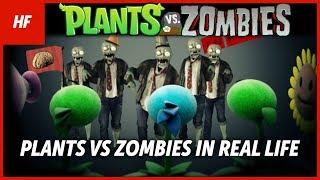 Plants vs Zombie ngoài đời thật