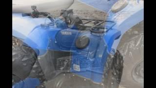 10. 2011 Yamaha Grizzly 450 4x4