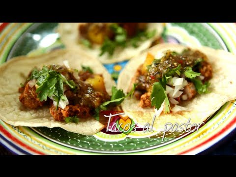 Mexican Recipe: How to Make Tacos al Pastor – Grilled Pork and Pineapple on Tortillas