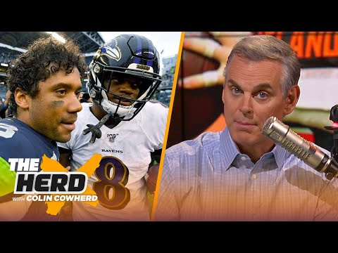 Seahawks and Ravens feel like SB teams, Colin on if Browns' issue is HC or Mayfield   NFL   THE HERD