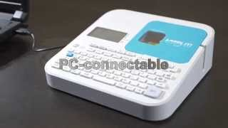 Features: PC-connectable (via USB) Layout capabilities PC font printing Multiple languages PC software operating environment...