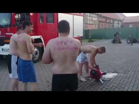 Cold Water Challenge 2014 FFW Friedrichswerth