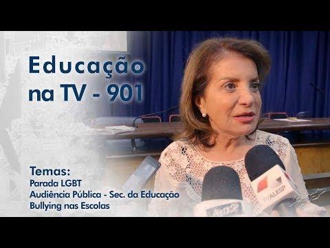 Parada LGBT / Audiência Pública - Secretário da Educação / Bullying nas Escolas
