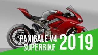 4. 2019 Ducati Panigale V4 R Price | Top Speed