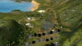 Видео Supreme Commander: Forged Alliance