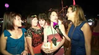 DJ.Junia Fullmoon Party 2012 Koh Phangan Thailand