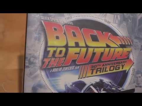 Back To The Future 30th Anniversary Blu Ray Set