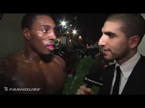 Phil Davis Wants Chandella Powell After UFC 112 Win