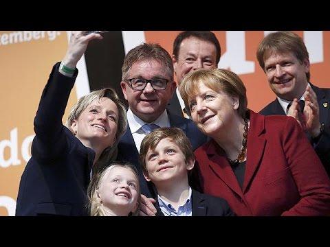 Γερμανία: Εκλογές-βαρόμετρο για την Α. Μέρκελ