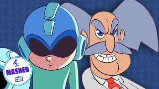 "Prepare to have your knowledge of Mega Man blown apart. We find out the true story about the boy in the suit, and the best friends who became deadly enemies.Written by Rice Pirate (Mick Lauer): https://www.youtube.com/user/ricepiratenewgroundsProduced by Tom Jenkins A creative service by Juan M. UrbinaLine producer at animation studio: Andrés F. UrbinaDirected and Storyboarded by Karlos Velásquez Animation and compositing by José MorenoArt direction & BG's by Karlos VelásquezCharacter design by José Moreno and Richard PlataVoice of Dr Light & Dr Wiley by Rice Pirate Voice of M.Bison & Dr Eggman by Alex Walker Smith Voice of Roll by Eileen ""EileMonty"" Montgomery Music & Additional Post Production by Alex Walker Smith Sound Design by Laura RankinMore Mashed:Secret History Of Sonic & Tailshttps://youtu.be/aku6nEXNbn0Secret History of Super Mario Broshttps://youtu.be/PuYZ-9zcp4wSecret History of Harry Potterhttps://youtu.be/C_DYxoOfGRkSecret History of Mortal Kombathttps://youtu.be/RW3TTrv9xGwOverwatch No Mercy - The Living Tombstonehttps://youtu.be/S9uTScSgzrMDon't forget to subscribe and share with your friends! http://www.youtube.com/subscription_c...Mashed end theme by: Liam TateHear all of our tracks here - http://youtu.be/PZdy8dhVgv4Stay in touch with Mashed!Facebook: http://facebook.com/thisismashedTwitter: http://twitter.com/mashedReddit: http://www.reddit.com/r/mashed/ Email: mashed@theconnectedset.comThanks for watching!"