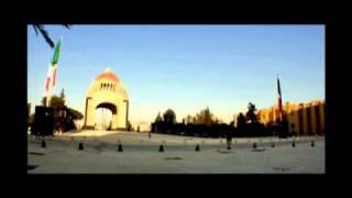 Amanecer en Monumento a Revolución (Time Lapse) 111110