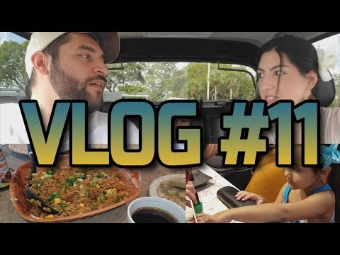 Vlog #11 (Making Chinese food and baby bobbie nail salon adventure)