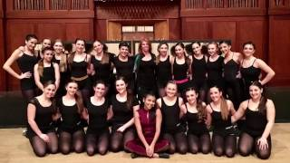 SYS dancers perform for charity