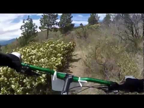 2012 Echo Valley 30/60 mtb race