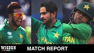 Bowlers set up Pakistan win