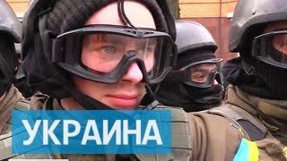 Флешмоб в Киеве: неонацисты опять хотят сменить власть