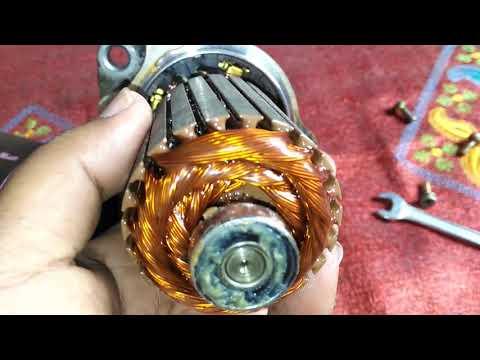high power 12 volt dc motor