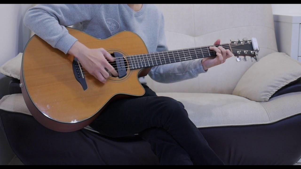 六哲 – 畢竟深愛過 (acoustic guitar solo)