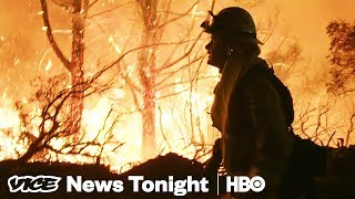 Video The Town Devastated By The Deadliest Wildfire In California's History (HBO) MP3, 3GP, MP4, WEBM, AVI, FLV November 2018
