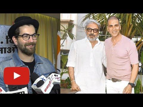 Neil Nitin Mukesh Praises Akshay Kumar For Padman