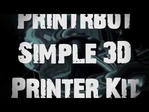 Printrbot Simple 3D Printer Kit Review