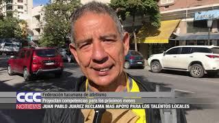 Federación tucumana de atletismo