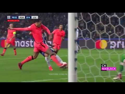 Porto vs Liverpool 0 5 All goals   Highlights English Commentary 14 02 2018