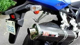 5. 2005 Suzuki GSX-R750 20th Anniversary Edition