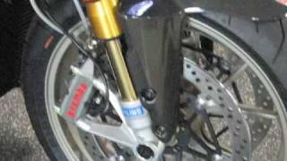 8. Ducati Streetfighter S close up