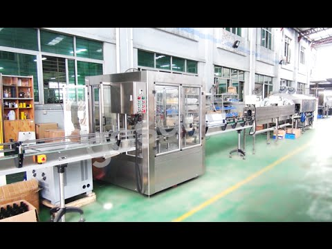 Let me show you Full automatic wine filling line KH 160108