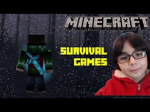 Minecraft Survival Games Macera Saati - BKT