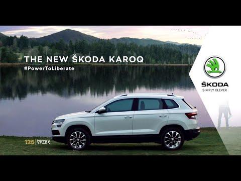 Skoda Karoq-#PowerToLiberate