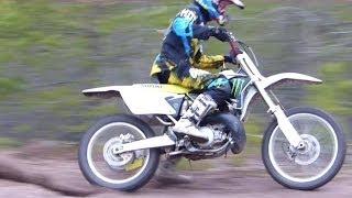 7. Suzuki RM 250 2-Stroke Riding 2014