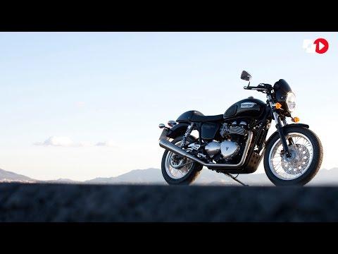 Vídeos Triumph Thruxton 900 SE