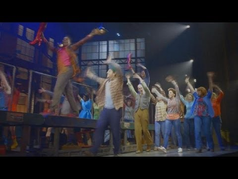 Kinky Boots On Broadway - Lemag