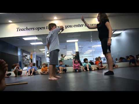 Youth Martial Arts Camp – Summer 2013