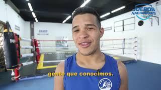 ¡La selección argentina de boxeo entrenó con LIBER!