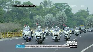 Video Presiden Jokowi Melakukan Free Style di Opening Ceremony Asian Games 2018 MP3, 3GP, MP4, WEBM, AVI, FLV November 2018