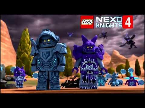 Evil Clay Tribute(Lego Nexo Knights Music Video)