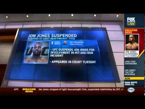 UFC Dana White on Jon Jones
