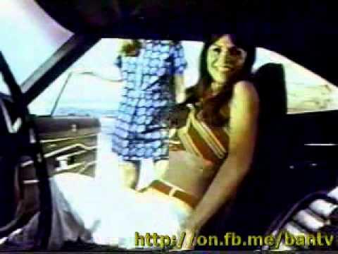Banned Commercials - 1970 Dodge Charger 500 (vintage 70's)