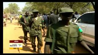 South Sudanese Back In Kenya, Seeking Refuge