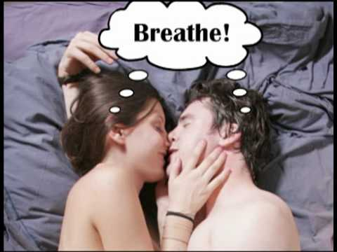 When you're having sex, breathing is the last thing on your mind.