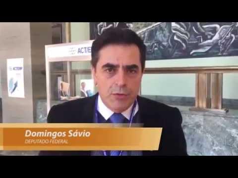 Domingos Sávio denuncia mentira de petistas que tentam divulgar falsa narrativa do golpe em reunião da OIT