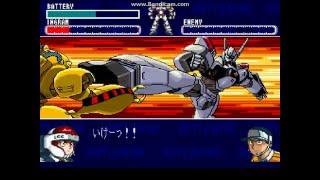 Kidoukeisatsu Patlabor  Snes  Intro   Gameplay