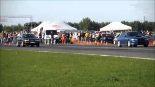Drag Race Meidl Airport Subaru, 22.9.2013