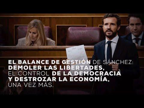 La nefasta gestión de Sánchez en 2 años