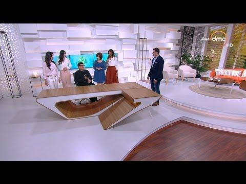 """""""مين يشهد للعريس؟""""..سمير غانم يدعم برنامج زوج ابنته على dmc"""