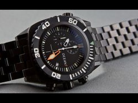 watchreport - James Stacey review the OCEAN7 G-2S Chronograph for watchreport.com. Full review here: http://www.watchreport.com/2010/01/review-ocean7-g2s-dive-chronograph....