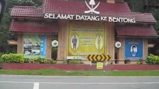 Bentong Malaysia  City pictures : Bentong. Pahang. Malaysia.